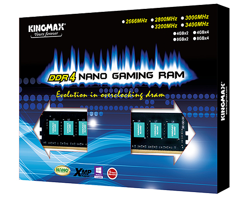 Kingmax DDR4
