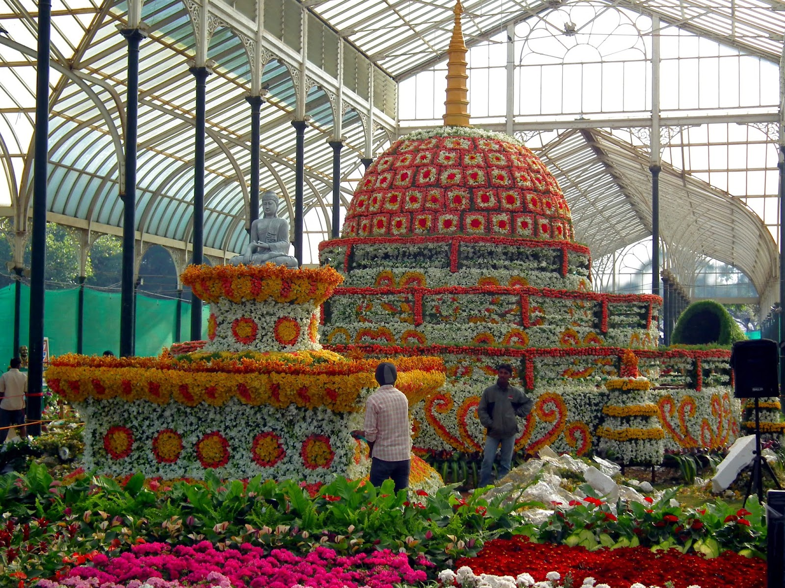 Indian Botanical Gardens A House To Multiple Plant Species | ECO TRENDY