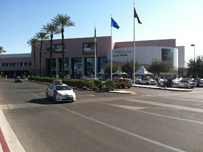 The Las Vegas Convention Center - Site of MINExpo 2012