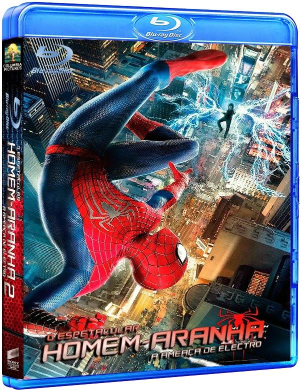 O Espetacular Homem Aranha 2 (2014) Torrent BluRay 1080p Legendado