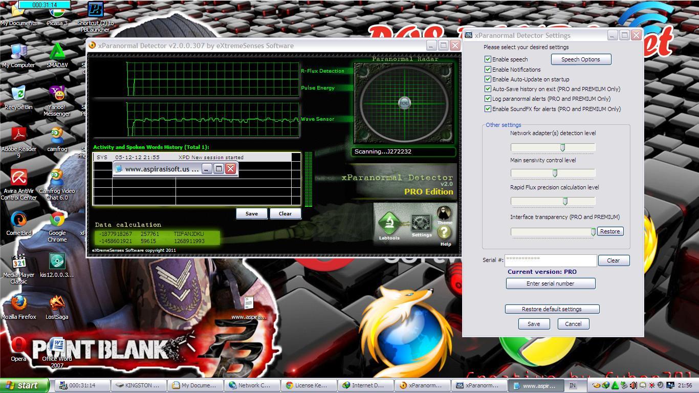 free download radar hantu pc