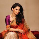 tamanna in silk saree photos (2)