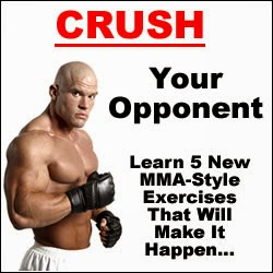 MMA Strength Training