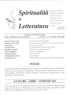 Recuperi/38 - AA.VV., Spiritualità & Letteratura, n. 42