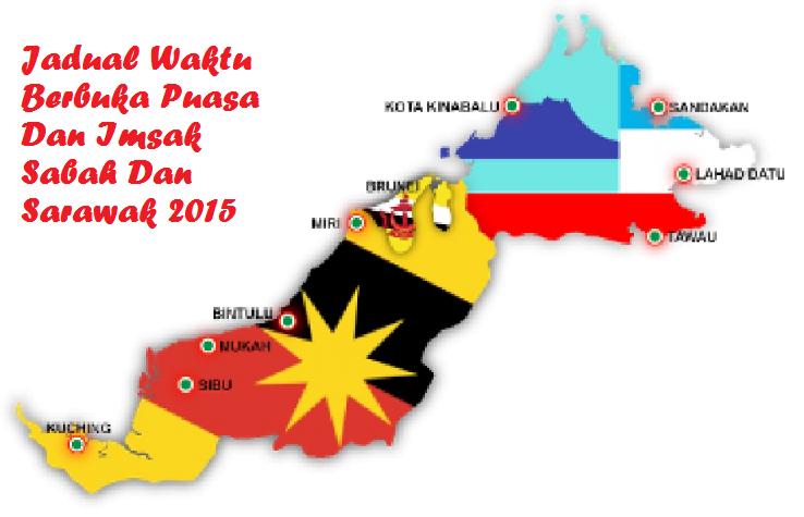 Puasa Sabah Dan Sarawak 2015