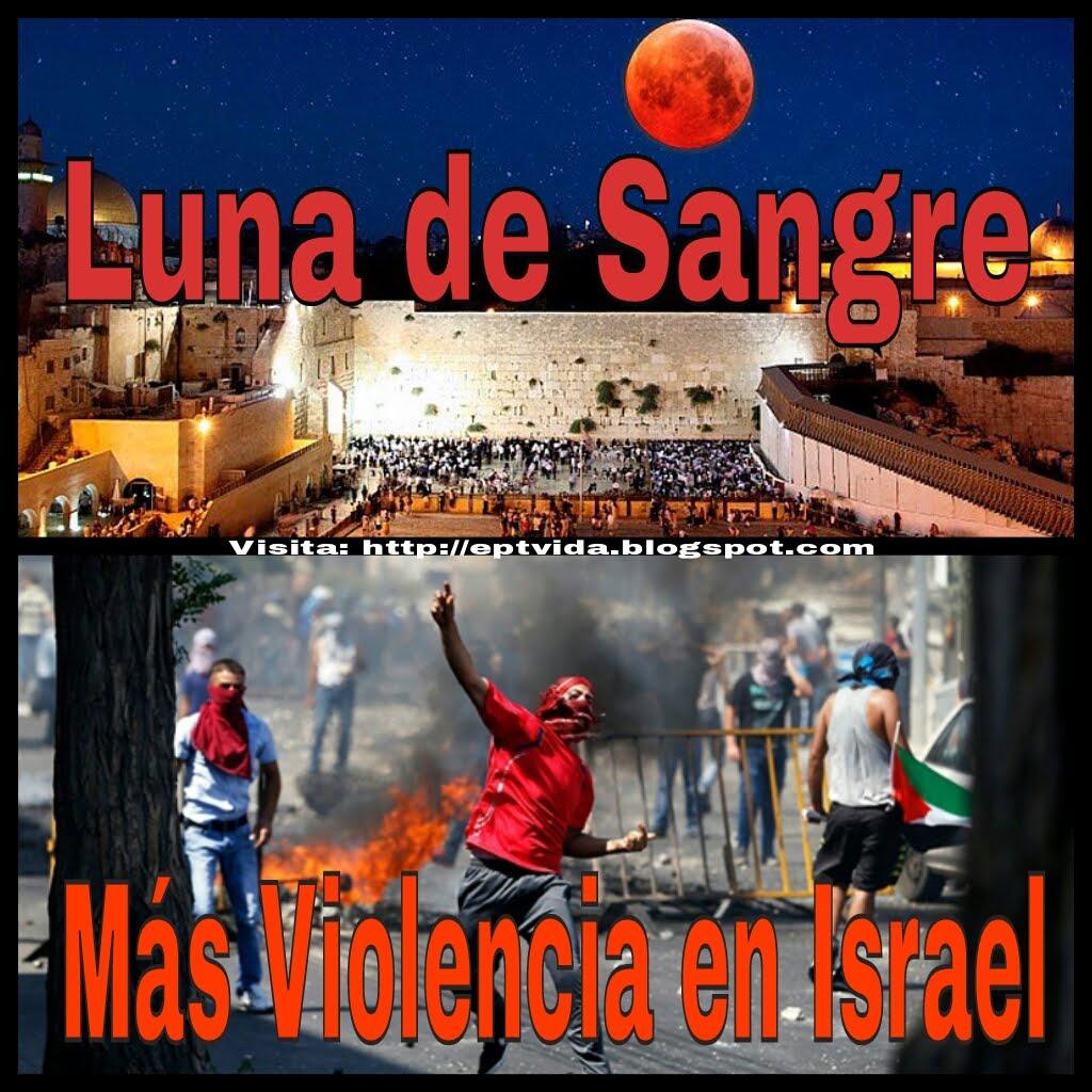 Aumenta Violencia y Tensión en Israel