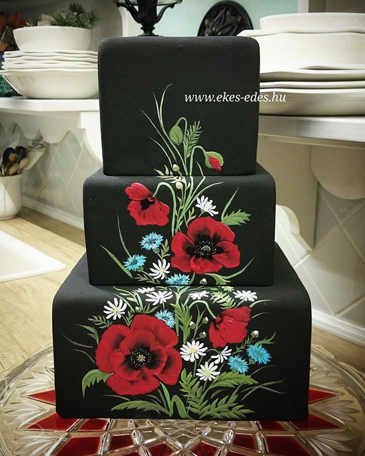 KEDVENC TORTÁIM - MY FAVOURITE CAKES