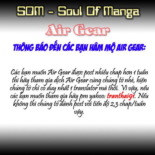 Air gear Chap 172