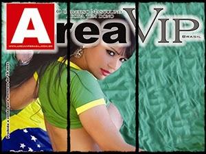 Samara Leite Pelada Na Revista Area Vip