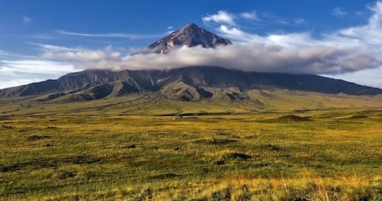カムチャツカの火山群の画像 p1_2