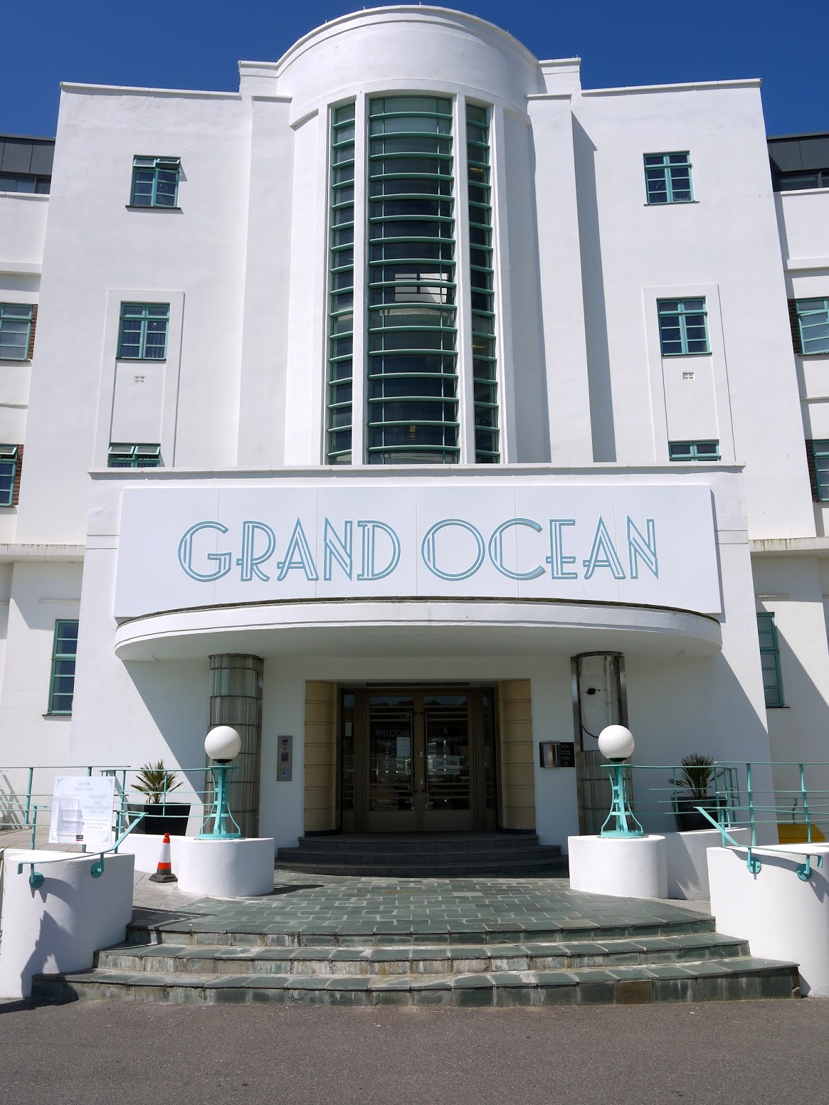 The Ocean Hotel Seaside Art Deco In Saltdean