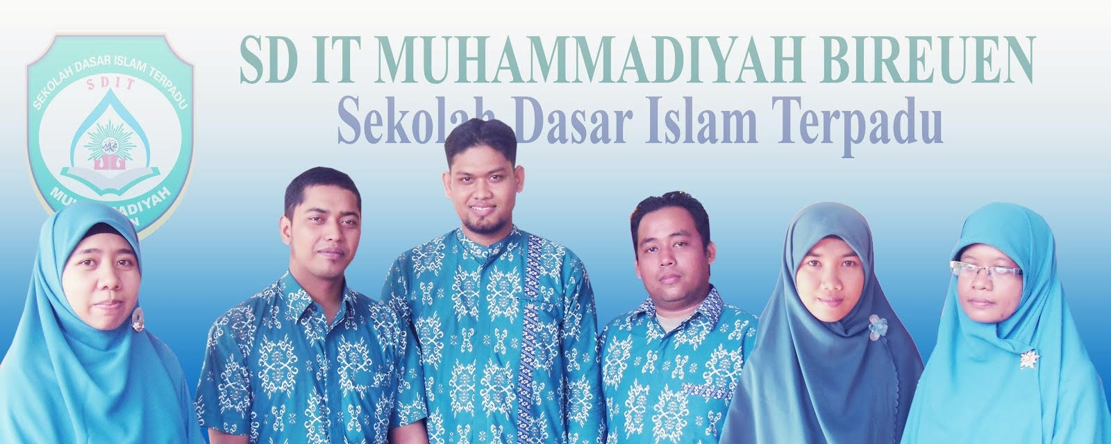 GURU SD IT MUHAMMADIYAH BIREUEN