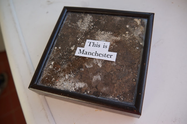 this is manchester, manchester, abandoned, urbex, explore, letterpress, design, art, graphic design, duchamp, abstract, fine art, intervention, dirt, urbex, explore, found objects, city