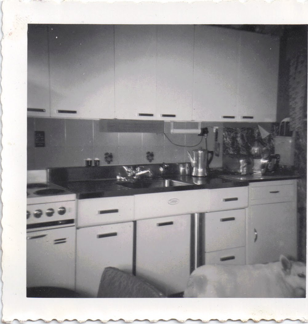 Original Levittown Kitchen