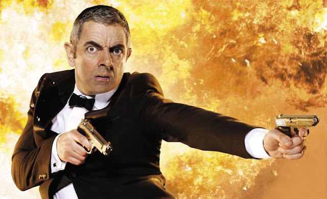 Johnny English Reborn-Family movie 2012-DVD