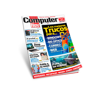 Computer Hoy No.353 - Abril 13, 2012