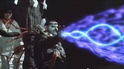Mirai Ninja Black Bishop death ray