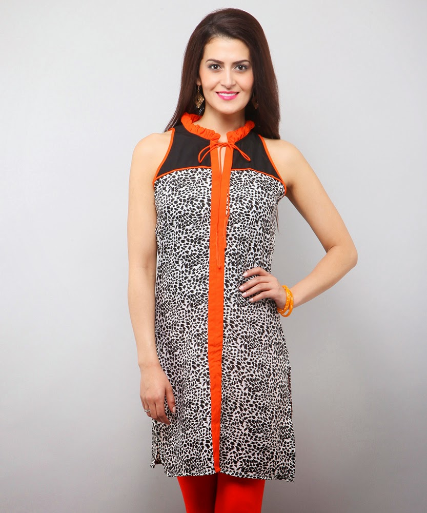 25 Latest Designer Kurti Designs for Women in Fashion 2019