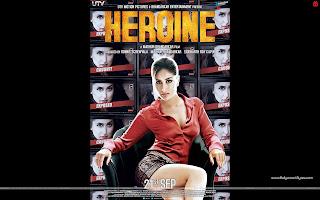 Kareena Kapoor exposed Heroine wallpaper