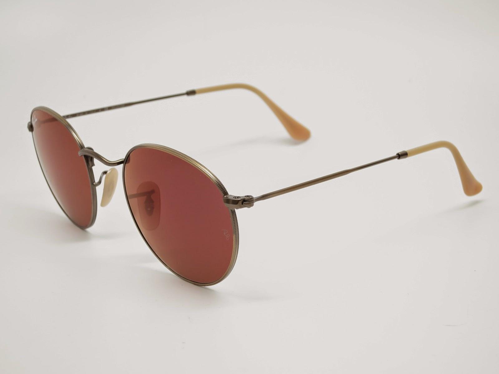 round metal ray band sunglasses heritage malta. Black Bedroom Furniture Sets. Home Design Ideas