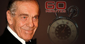 CBS 60 MINUTES MORLEY SAFER, DEAD AT 84.