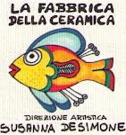 Bellissime ceramiche fatte a mano da Susanna De Simone