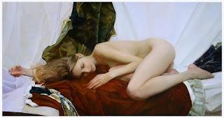 Mujeres Rubias de Rusia Pintura al Oleo