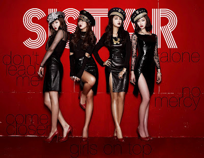 foto hot Sistar - Alone