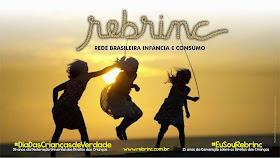 REBRINC lança site no #DiadasCriançasdeVerdade