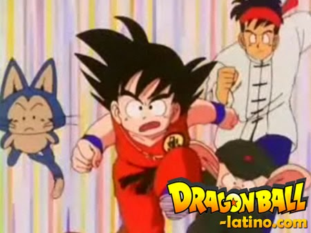 Dragon Ball capitulo 45