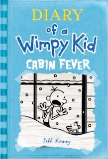 bookcover of Cabin Fever (Wimpy Kid)