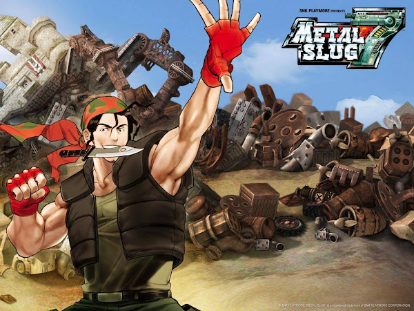 metal slug 7 pc