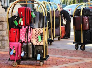Minimalist Travel Packing