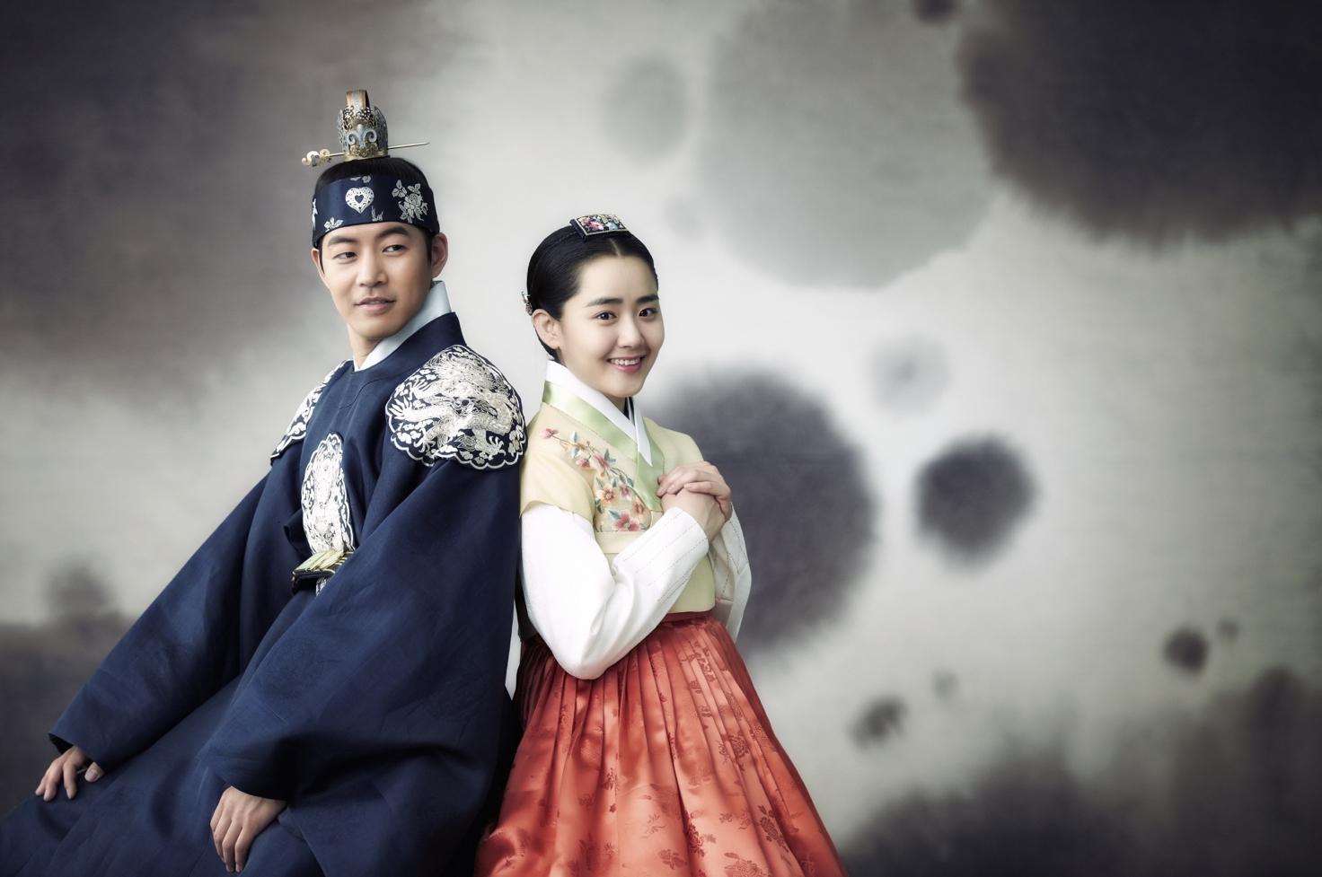 Phim Nữ thần lửa Jung Yi-Jung Yi