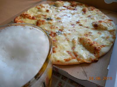 Pizza Quatro Formaggi si bere fara alcool