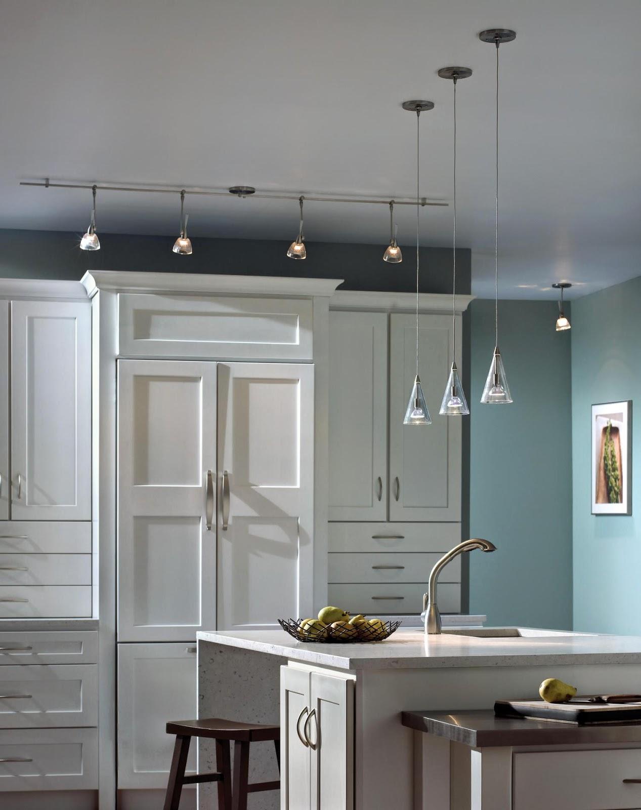 Multinotas lamparas de techo cocinas modernas - Lamparas colgantes para cocina ...