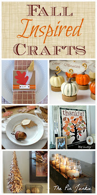 fall autumn crafts