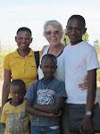 Fundiswa & family