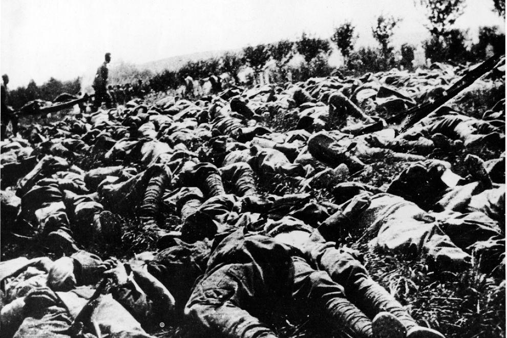 Risultati immagini per prima guerra mondiale morti