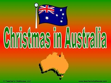 Now To The First Day Of Christmas Around The World Which Is Australia Christmas In Australia And New Zealand Comes In The Middle Of Their Summer No