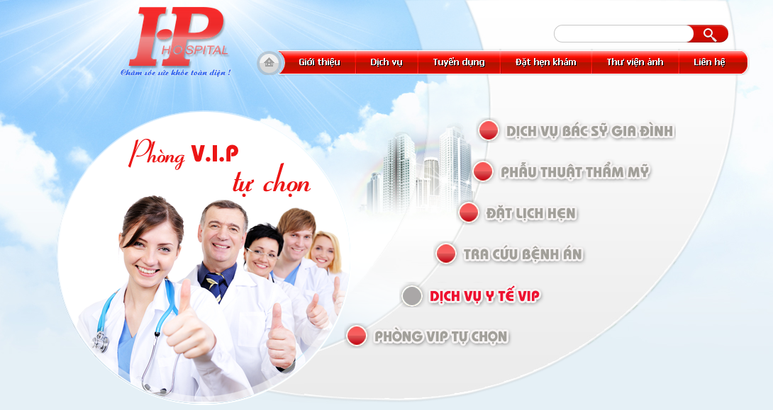 Mẫu website giới thiệu công ty 005