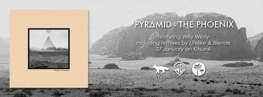 Pyramid – The Phoenix EP