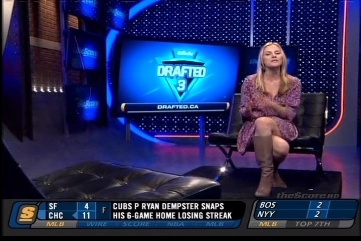 Renee Paquette Bikini Paulina Gretzky The Ca...