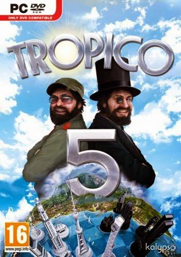 Tropico 5 - 2014 Full Repack