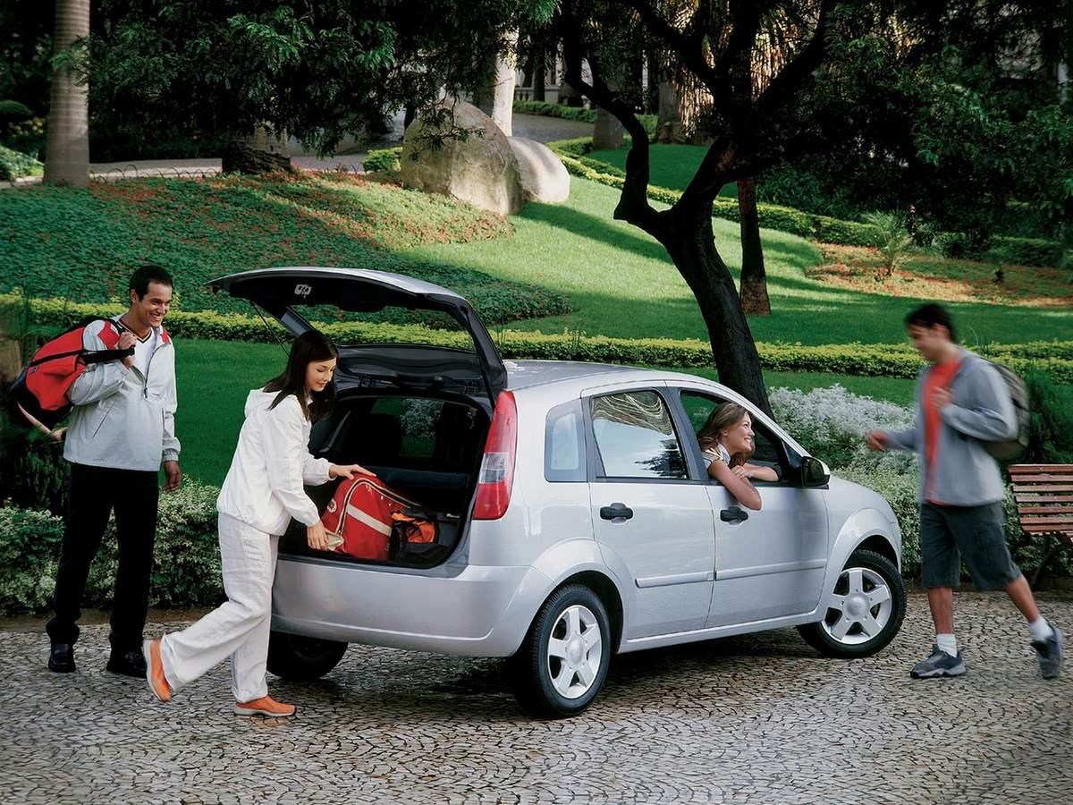 Ford fiesta 2003 supercharger usado semi novo