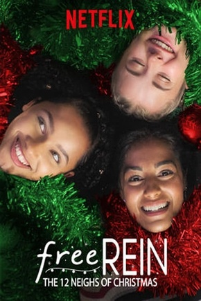 Zoe e Raven - Os doze presentes de Natal 720p Torrent torrent download capa