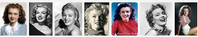 Vedeta zilei: de la Norma Jean la Marilyn Monroe