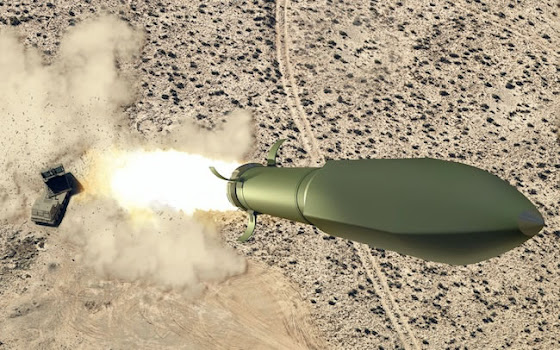 Ground Launched Small Diameter Bomb (GLSDB)