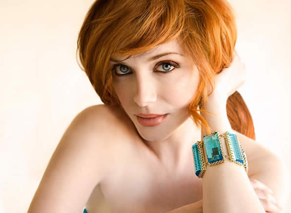 foto christina hendricks