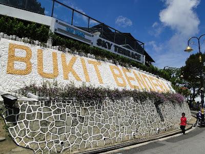 (Malaysia) - Bukit Bendera, Penang Hill